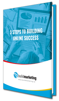 Free E-book: 3 steps to building online success