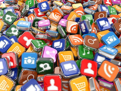 social media helps capture interest for your business