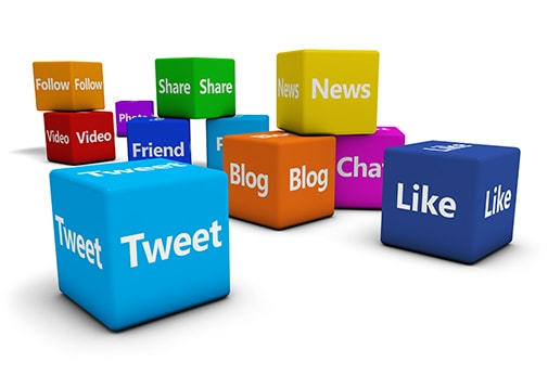 social media platforms as building blocks